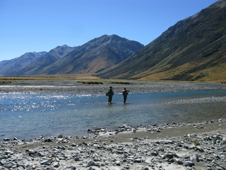 Wanaka fly fishing guide Ian Cole